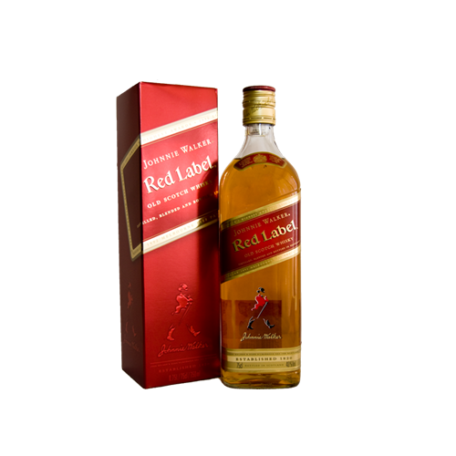 Johnnie Walker Red Label 750cc Pagina